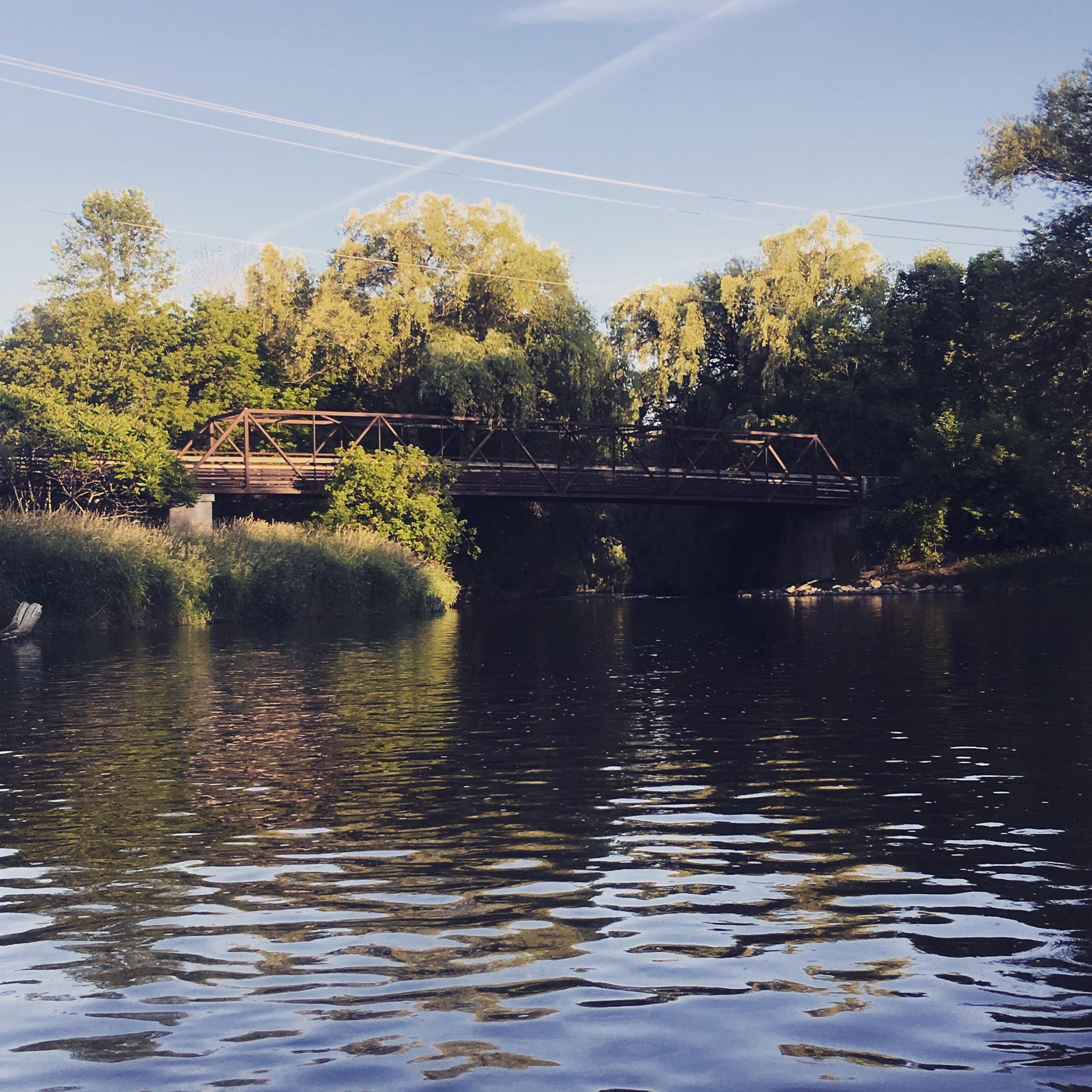 Grafton Interurban Bridge